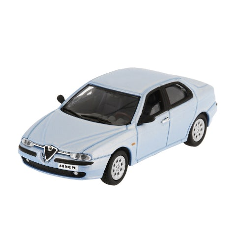 CAR MODEL ALFA 156, NUVOLA BLUE (1:43 SCALE)