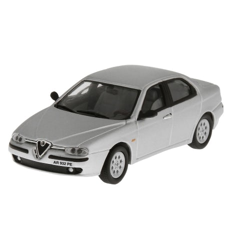 CAR MODEL ALFA 156, LIGHT GRAY (1:43 SCALE)