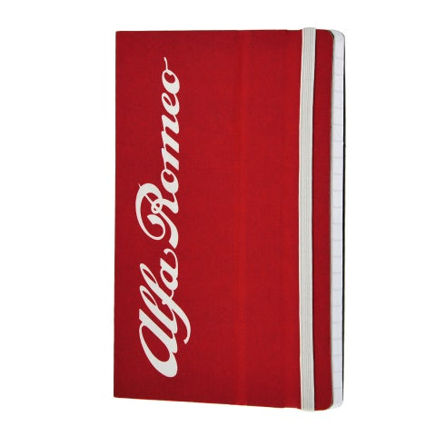 RED MAZZUOLI NOTEBOOK