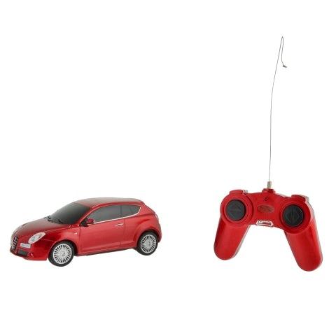 CAR MODEL ALFA MITO, RADIO-CONTROLLED (1:24 SCALE)