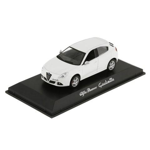 CAR MODEL COLLECTOR'S ALFA ROMEO GIULIETTA (1:43 SCALE)