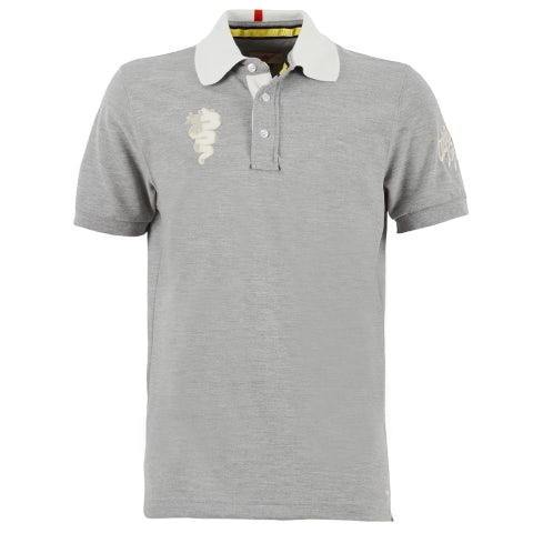 A.R. HERITAGE MEN'S S-SLEEVED POLO SHIRT