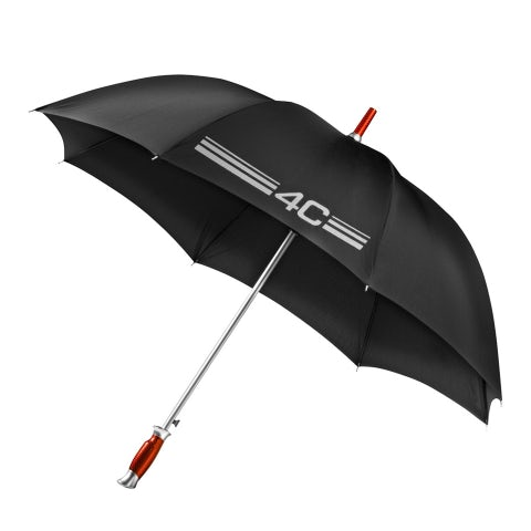 AUTOMATIC BLACK 4C GOLF UMBRELLA