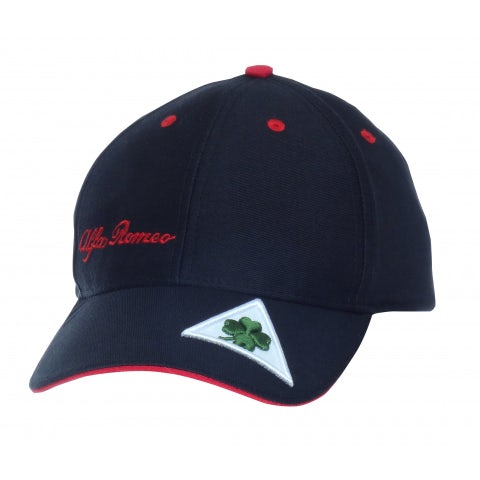 BRUSHED BLACK QUADRIFOGLIO CAP