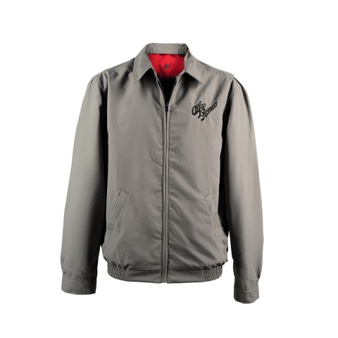 GREY HERITAGE A.R. BOMBER JACKET