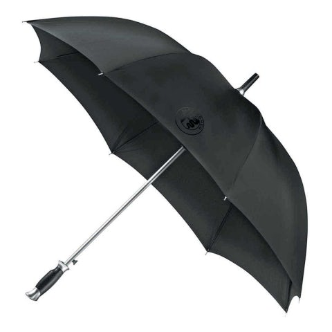 BLACK A.R. SPORTY UMBRELLA WITH AUTOMATIC OPENING