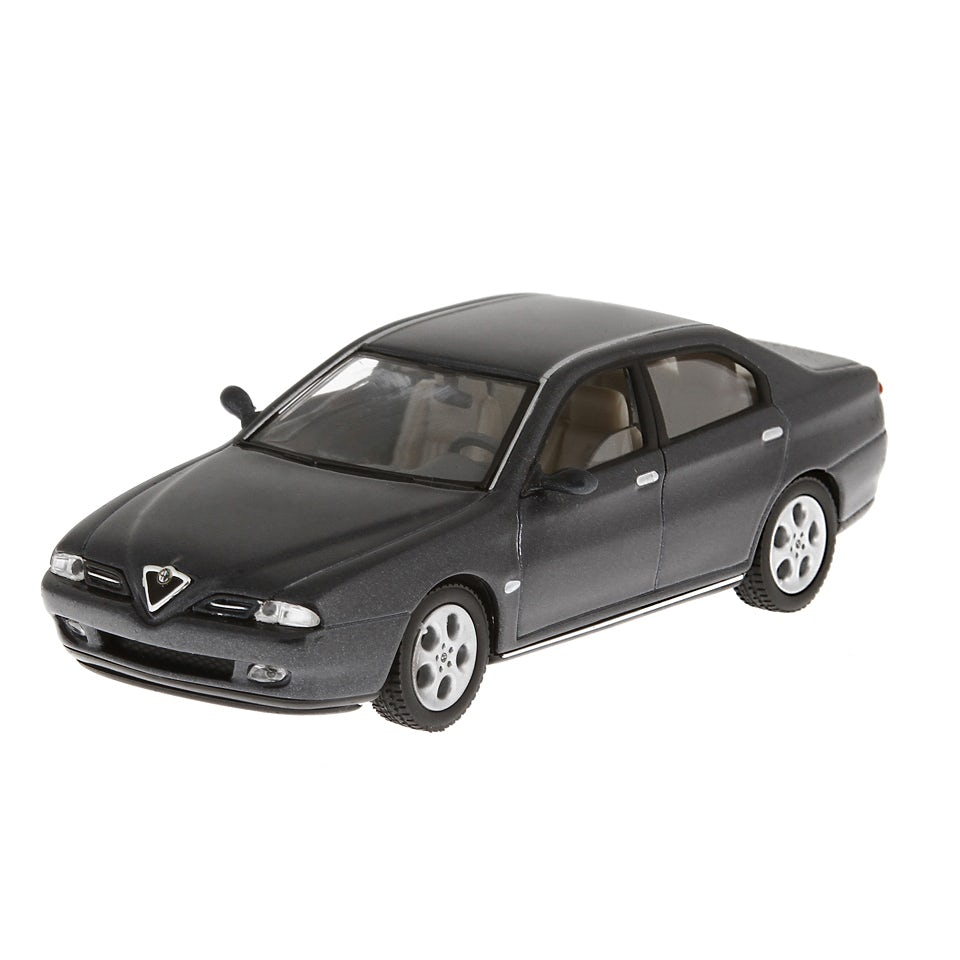 CAR MODEL ALFA 166, ONTARIO BLUE (1:43 SCALE) - TOYS AND