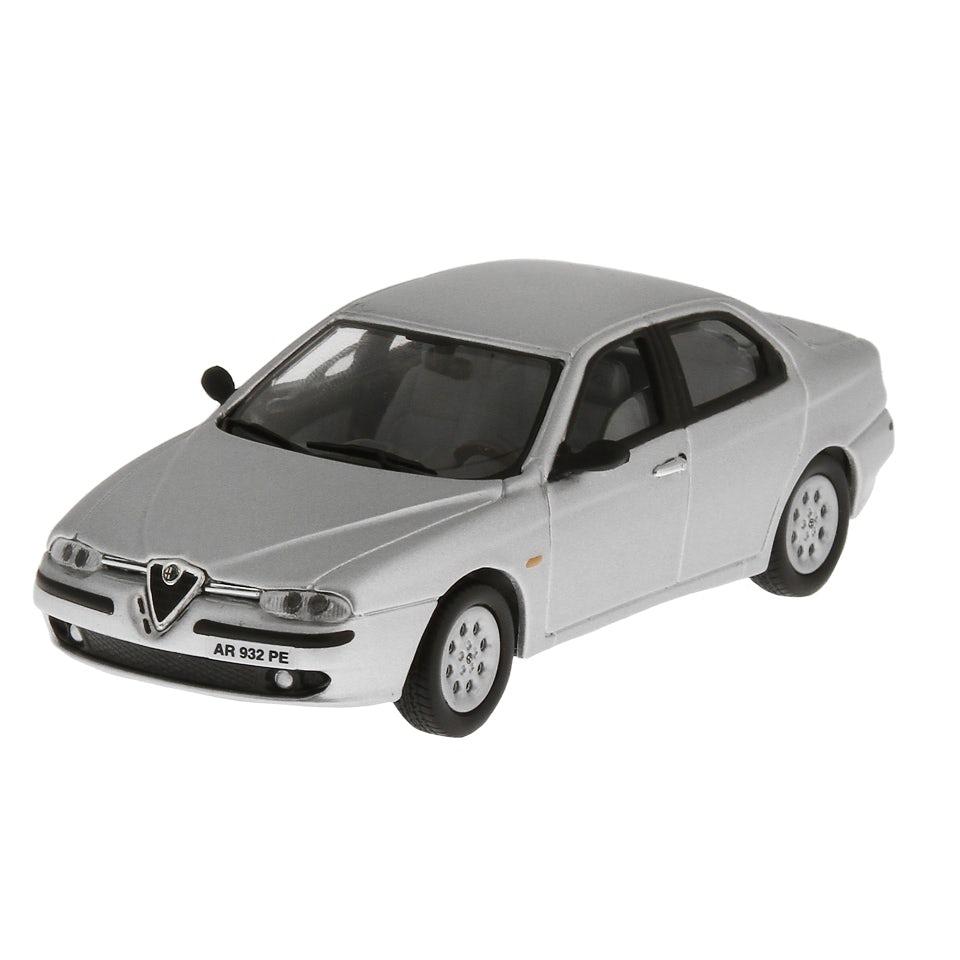 CAR MODEL ALFA LIGHT GRAY SCALE - Alfa romeo scale models