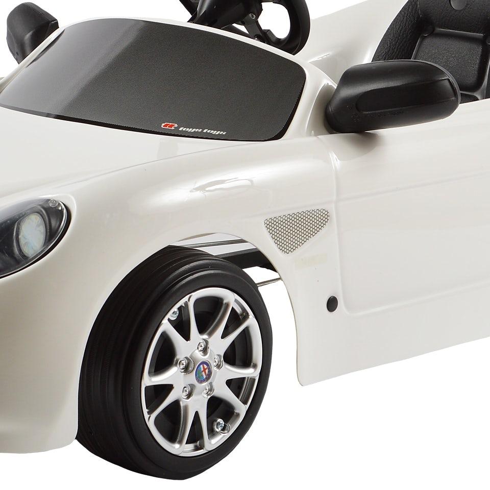 auto bimbi 8c alfa romeo elettrica modellini e giocattoli merchandising. Black Bedroom Furniture Sets. Home Design Ideas