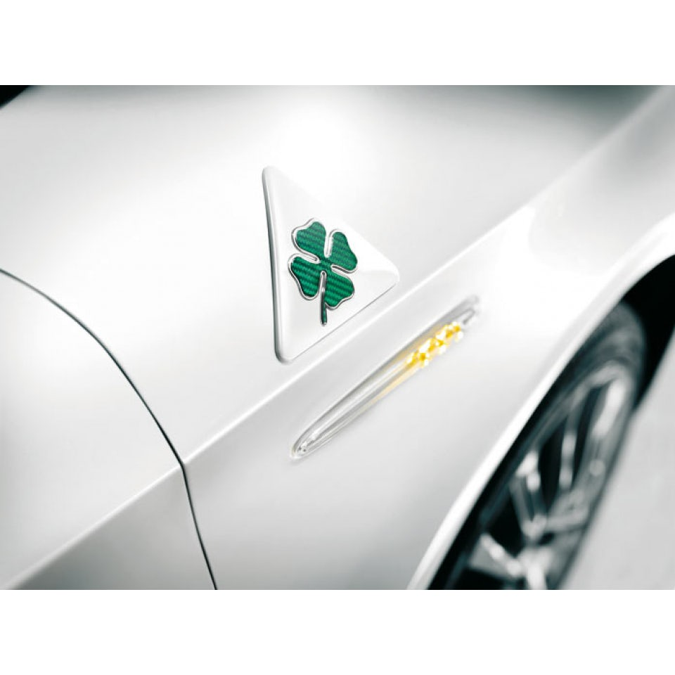 Stickers Quadrifoglio Giulietta Car Accessories