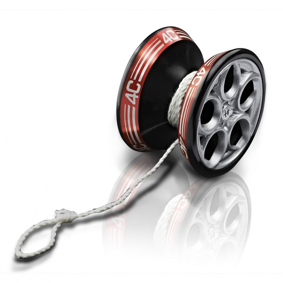 Alfa Romeo 4C >> GAME PROFESSIONAL YO-YO IN ALUMINUM 4C - TOYS AND MODELS ...