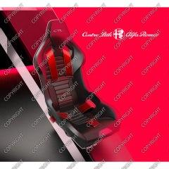 ALFA ROMEO GTAm concept seat