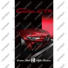 ALFA ROMEO GTAm concept - muso
