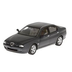 CAR MODEL ALFA 166, ONTARIO BLUE (1:43 SCALE)