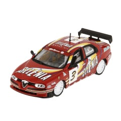 CAR MODEL 156 GIOVANARDI, SELENIA SPONSOR (1:43 SCALE)