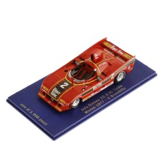 CAR MODEL 33.3 SC TURBO-MONZA 77 - BRAMBILLA (1:43 SCALE)
