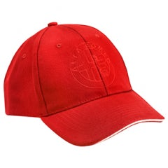 RED ALFA ROMEO CAP