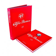 ALFA ROMEO THE OFFICIAL BOOK-CENTENARY