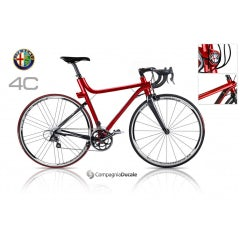BIKE 4C FAST RED