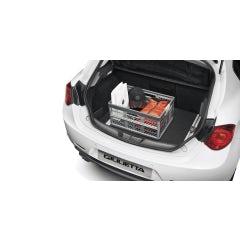 Shooping bag for cargo tray organizer