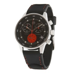 CHRONOGRAPH WATCH SWISS MOVEMENT