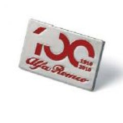 CENTENARY LOGO PINS