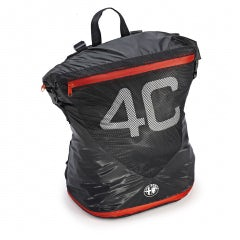BLACK 4C WATERPROOF BACKPACK