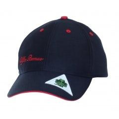 BRUSHED BLACK QUADRIFOGLIO CAP
