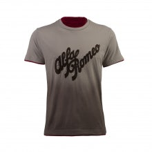 MEN'S S-SLEEVED GREY HERITAGE A.R. JERSEY T-SHIRT