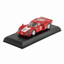 CAR MODEL ALFA ROMEO 33.2 IMOLA 1968 (SCALA 1:43)