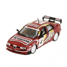 CAR MODEL 156 LARINI, AREXONS SPONSOR (1:43 SCALE)
