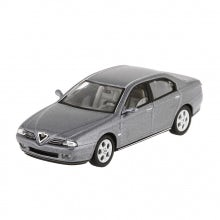 CAR MODEL ALFA 166, NETTUNO BLUE (1:43 SCALE)