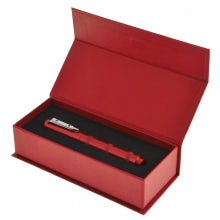 RED PEN, BALLPOINT MAZZUOLI MINI OFFICINA SERIES