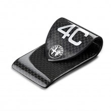 4C BLACK MONEY CLIP
