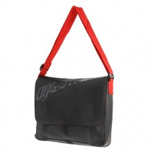 BAG HANDBAG IN FAIR-TRADE RECYCLED RUBBER