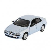 CAR MODEL ALFA 156, NUVOLA BLUE (1:43 SCALE)