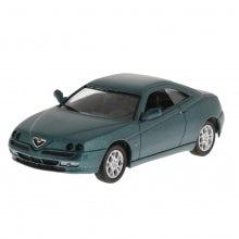 CAR MODEL ALFA GTV, SARGASSI GREEN (1:43 SCALE)