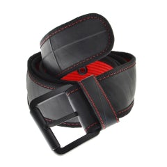FAIR-TRADE RUBBER BELT