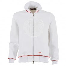 ALFA ROMEO WHITE MAN SWEATER