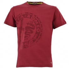 MAN RED T-SHIRT